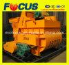 Powerful Twin Shaft Concrete Mixer, Js750 Concrete Mixer of 35cbm/H