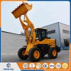 Low Price 1800kg Big Tires Wheel Loader with High-Horsepower Engine
