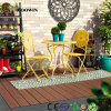 WPC Decking Floors for Privy Garden (TS-01)