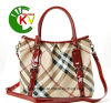 Hot and Fashion PU Ladies Handbag (KCH186)