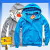 Fleecy Jacket Hoodies with Printing Hoody Lining (ZH-37)