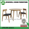 Solid Wood Table and Chairs for Coffee Shop