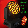 36*15W RGBWA 5in1 LED Moving Head Zoom