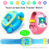 Kids Smart GPS Tracker Watch with 1.0′′ TFT Colorfultouch Screen (D13)