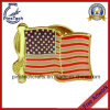 Gold Flag Lapel Pins, Monthly Capacity 200, 0000 Pieces