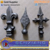 Iron Main Gate Fittings Wrought Iron Spearheads