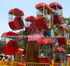 Xmas Small Theme Park Ferris Wheel Playground Equipment