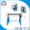 Hand Metal Sheet Slip Roll Machine (Manual Round Bender W01-2X610/1000/1250)