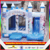 Full Printing Frozen Inflatable Bouncer Castle, Inflatable Bouncer with Slide