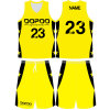Custom Design Sublimated Basketball Apparel for Teams