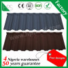 Free Sample Sand Coated Steel Metal Roof Tiles