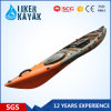 1 Person No Inflatable Colorful Fishing Kayak Sea Kayak for Sale