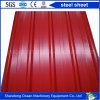 Corrugated Color Steel Roofing Sheet of PPGI Steel with Model Yx15-225-900
