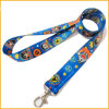 Heat-Transfered Printing Camouflage Color Custom Logo Neck Strap Lanyards