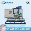 Big Capacity 15 Tons Flake Ice Maker Widely Used in Supermarket, Fishery, and Meat Processing (KP150)