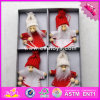 2017 New Products Baby Cartoon Characters Wooden Cloth Dolls W02A226