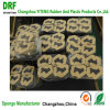 Closed Cell Cr EPDM Foam Gasket and Seals with Adhesive