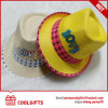 Mix Colors New Paper Straw Hat with Ribbon (CG202)