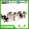 Workstation Desk Office Furniture Office Desk with 4 Seater PT-22