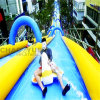 Customized Commercial Inflatable Bouncy Slide for Outdoor Playground