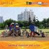Professional Creative Design Kids Plastic Slides Outdoor Playground Sets