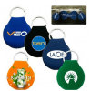 Wholesale Colorful Personalized Logo Custom Neoprene Keychain