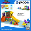Cartoon Series Slide Cilmbing Big Outdoor Playground Equipment