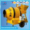 Advanvced Electric Control Portable Engine Concrete Mixer Jzm350