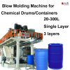 Accumulative Three-Layer Blow Molding Machine