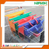 Wholesale Nonwovens Supermarket Reusable Foldable Folding Shopping Cart Trolley Bag