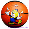 No. 3 Cartoon Promotional Gift Basketball