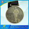 Factory Price Customized Antique Bronze Metal Medal for Souvenir (XF-MD22)
