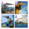 Small Size Hydraulic Fixed Boom Deck Provision Crane