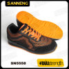 Orange Kpu Trainer Safety Shoes with S1p Src