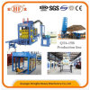 Qt6 Hydraulic Cement Block Forming Machine to Make Brick