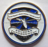 Gold Plating Soft Enamel Customized Challenge Coin