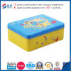 Food Grade Round Cookies Tin Box