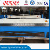WH06-2.5X1220 manual steel pan box folding bending forming machine