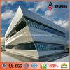 Magic Shape Building 4mm 0.3mm PVDF Aluminum Facade Panel
