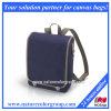 Designer Fashion Canvas School Sports Bag Backpack (SBB-044#)