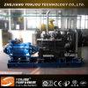 Trailer Pump with Diesel Engine Driven