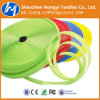Professional Colored Nylon Hook and Loop Velcro Tape