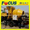 Jbt30 Portable Diesel Concrete Mixer Pump for Sale