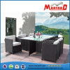 Outdoor Furniture Wholesale Rattan Dining Table & Chair Set