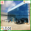 Glass Curtain Wall Three Storey Steel Strucure Building Office