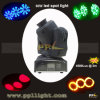 Mini 60W LED Moving Head Spot Gobo Light