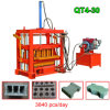 Diesel Engine Concrete Hollow Block Making Machine