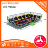 Popular Kids Outdoor Gymnastic Trampoline Park for Sale