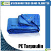Waterproof 100% Virgin HDPE Tarpaulin Sheet with UV Treated for Covering