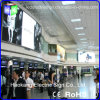 Airport Large Advertising Light Boxes with Snap Aluminum Frame